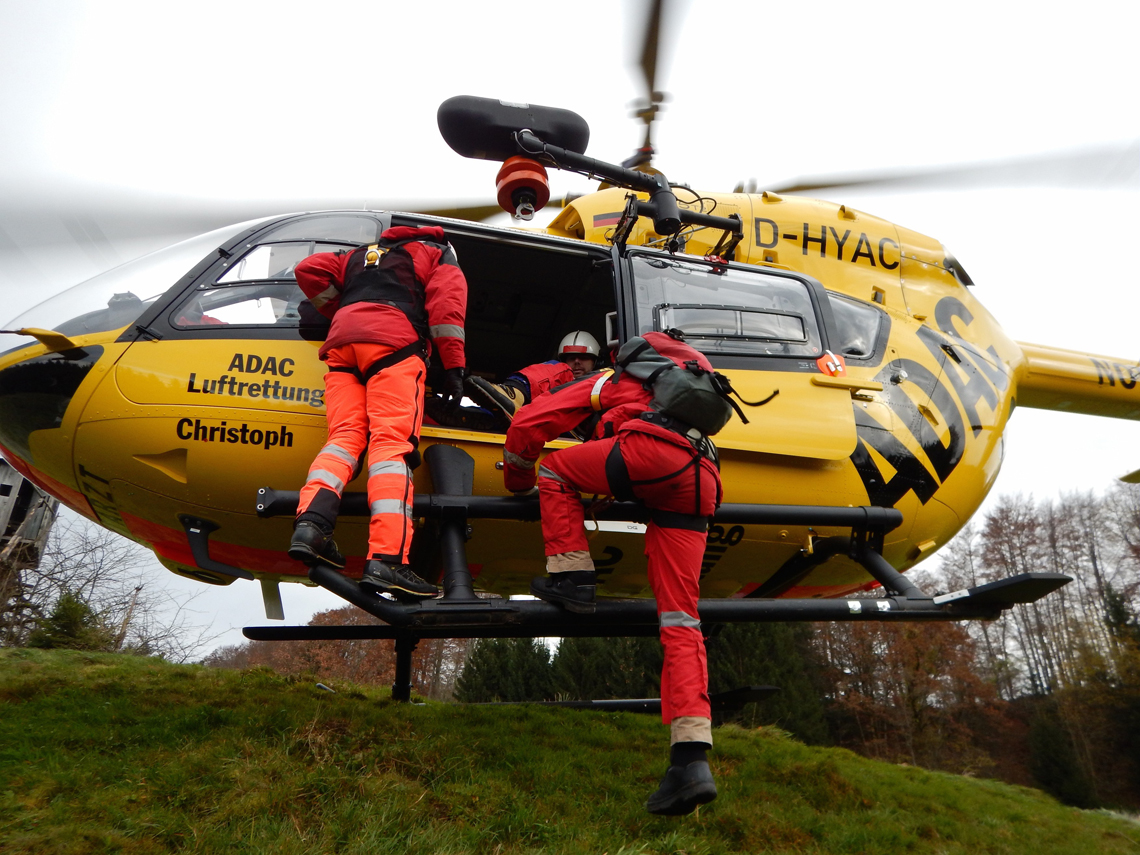 Civil Helicopter - H145 helicopter