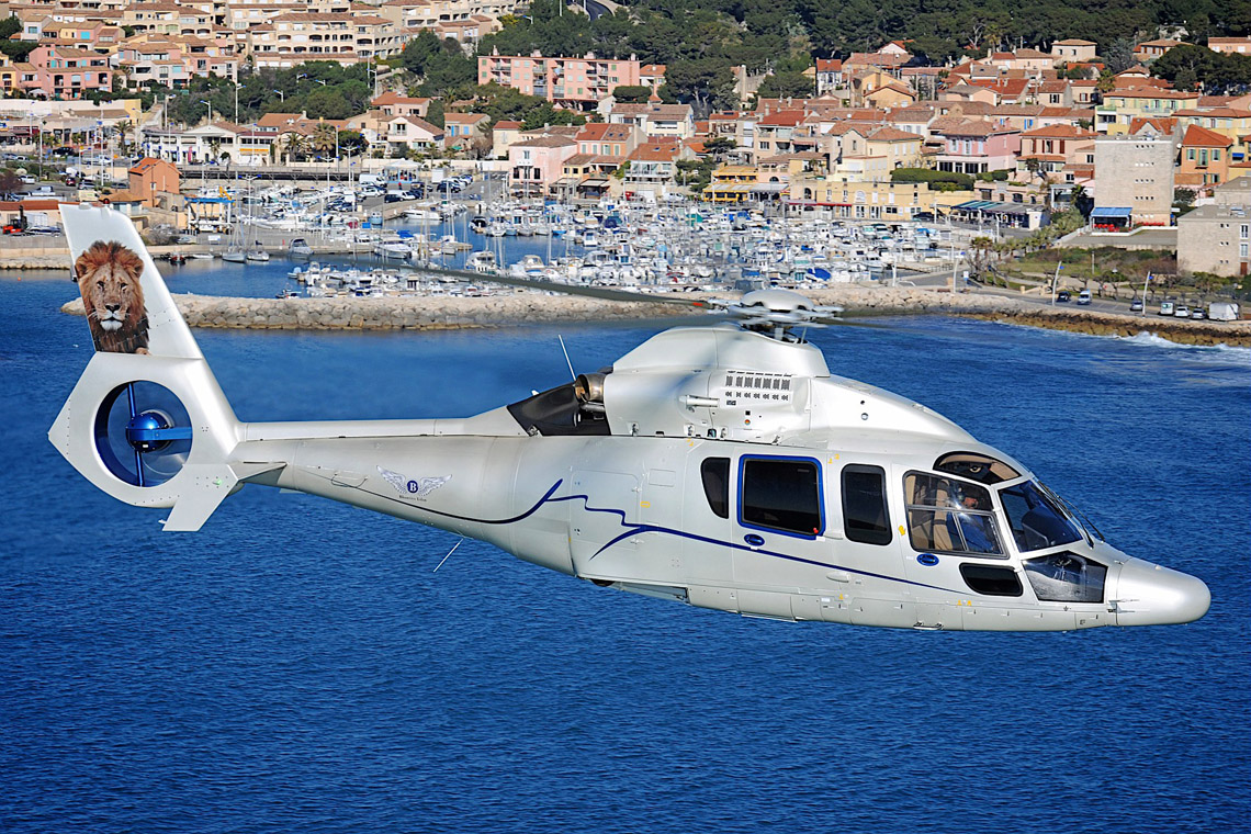 Helicopters for Private, Business and Governmental ...