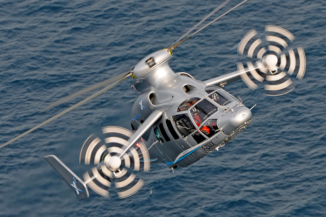 Image result for Airbus Helicopters' X3