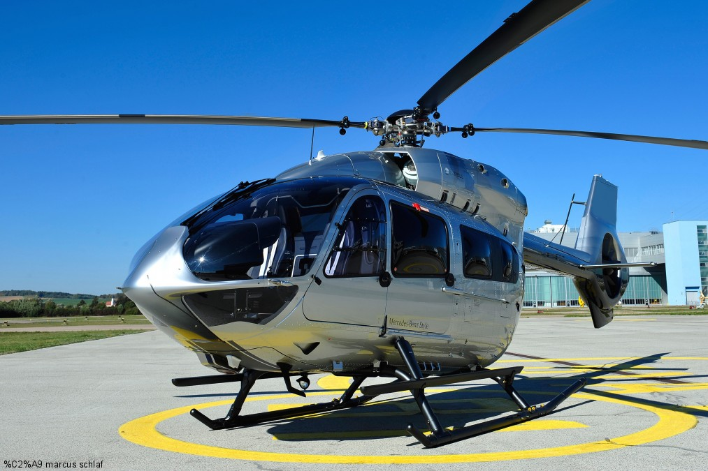 Mercedes Pre Owned >> H145 Mercedes-benz Style - Airbus Helicopters