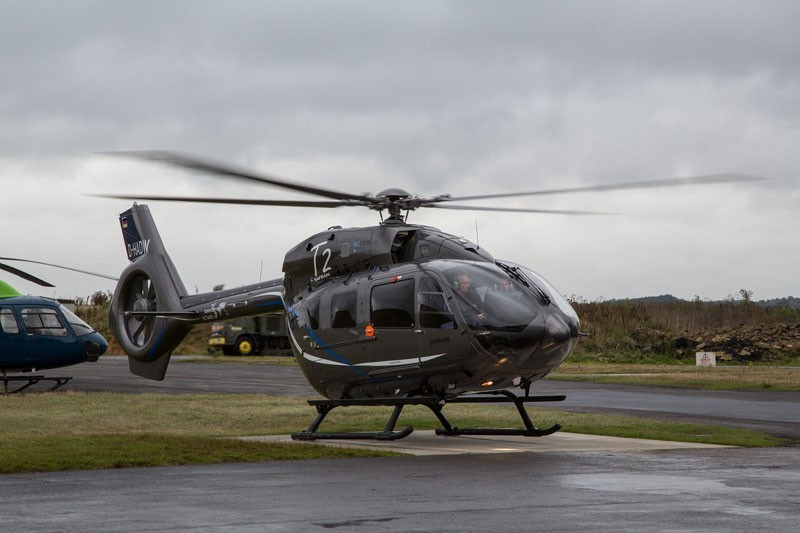 Civil Helicopter H145 Helicopter Airbus Helicopters