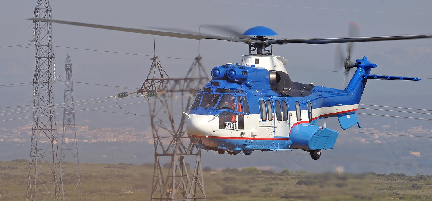 Civil helicopters: H225 heavy helicopter