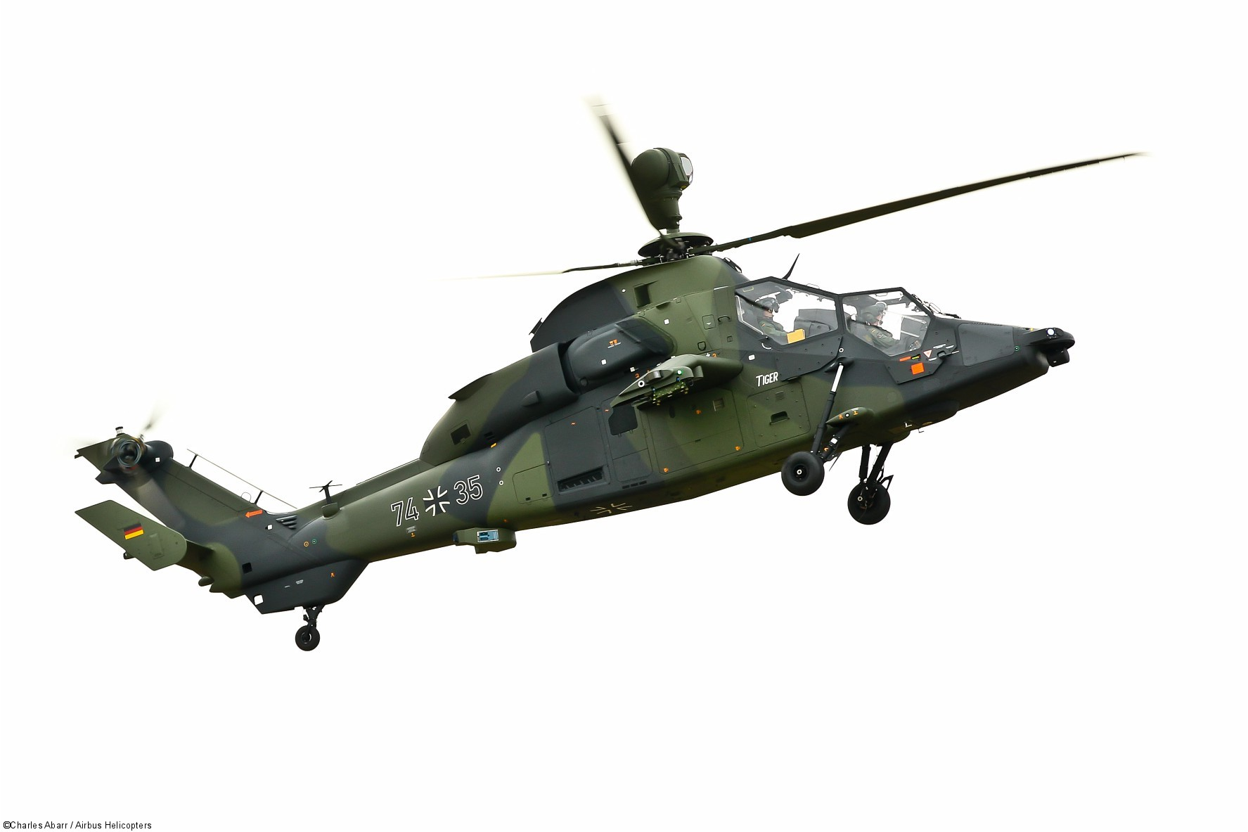 military helicopters the tiger specialized helicopter airbus