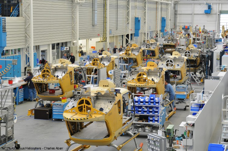 First Airbus Helicopters final assembly line in China to be set up in cooperation with Sino-German Ecopark