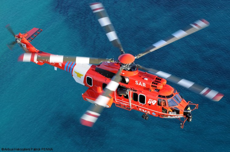 South Korea's National 119 Rescue Headquarters acquires two H225 helicopters